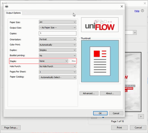 UNIFLOW UNIVERSAL PS DRIVER FOR WINDOWS MAC