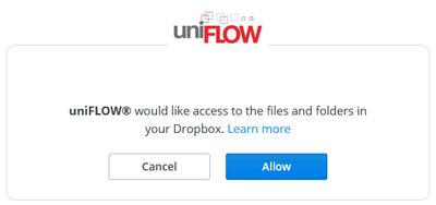 What is new? - uniFLOW